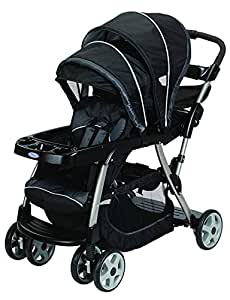 Graco Ready2Grow Classic Connect LX Baby Stroller, Metropolitan