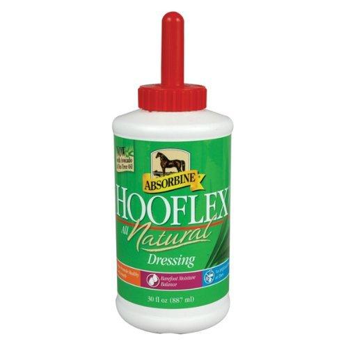Hooflex Liquid Conditioner With Brush 15 oz.