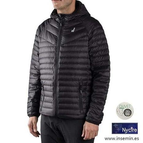 joluvi Chaqueta calefactable para Hombre (XL, Negro)
