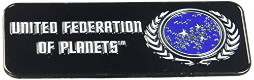 (Star Trek United Federation of Planets Logo Pin)