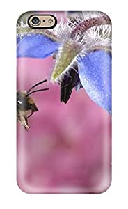 Maria Julia Pineiro's Shop 2494525K29690267 Awesome Design Hovering Honey Bee Hard Case Cover For Iphone 6