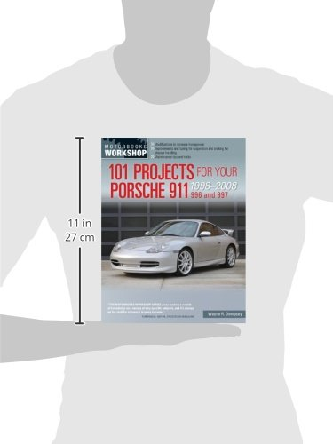 101 Projects for Your Porsche 911, 996 and 997 1998-2008 (Motorbooks Workshop) by imusti (Image #4)