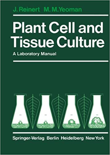 Plant Cell and Tissue Culture: A Laboratory Manual: Amazon co uk: J