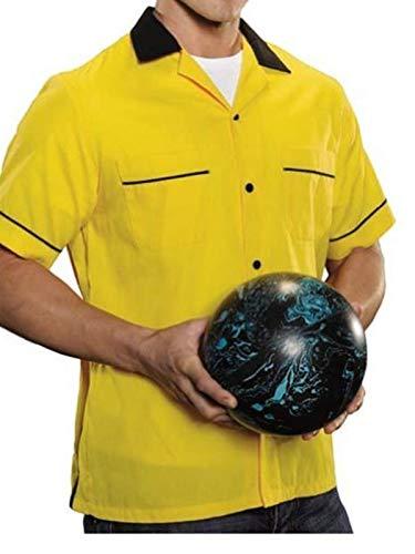 Hilton Bowling Retro Gm Legend (Gold_Black) (S)