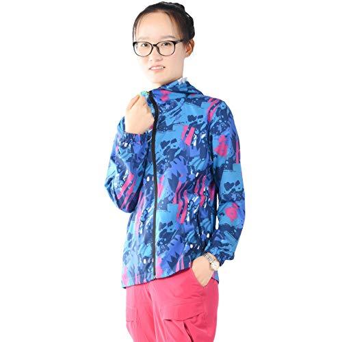 Viento Libre Damas Sunjing Protector Luz Al Color Capa Verano Ropa Uv Protección Solar Aire Transpirable Deportes Puro xExOdwqS