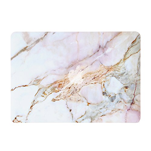 iDonzon Colorful Marble MacBook Air 13 Case, Soft-Touch Matte Plastic Hard Protective Case Cover Only Compatible MacBook Air 13.3 inch (Model: A1369 & A1466)