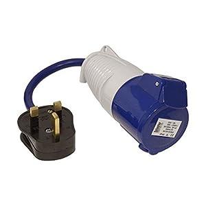 Pennine UK Main Hook-Up Adapter