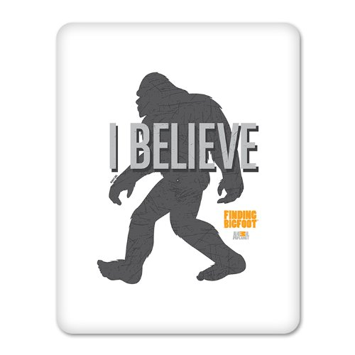 Finding Bigfoot I Believe iPad Case