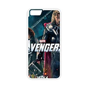 The Avengers iPhone 6 4.7 Inch Cell Phone Case White WS0235831