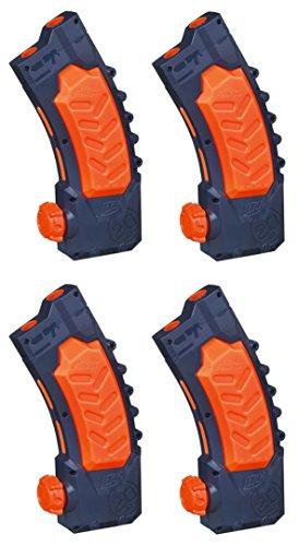 Nerf Super Soaker Banana Clip Pack of 4 Clips - Soaker Pants