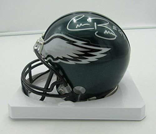 (Connor Barwin Signed Mini Helmet - Riddell PASS 142357 - Autographed NFL Mini Helmets)