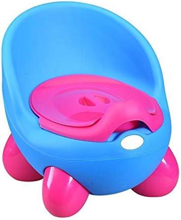 子供のためのポータブルトイレベビーアクセサリートイレスツールベビーシートキッドトレーニングトイレ便器プラスチックポット (Color : PJ3552C)