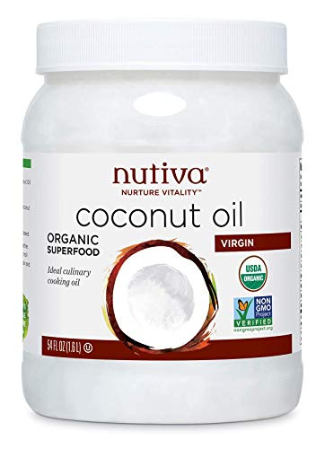 Nutiva Organic Cold-Pressed Virgin