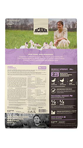 41k3zB303ZL - ACANA Adult Dog Real Meat Grain Free