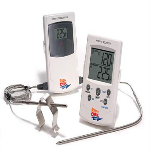 Maverick M Remote Smoker Thermometer [ET-73] - White by Maverick Industries, Inc