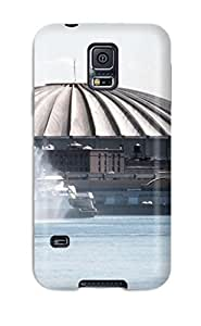 Awesome FHipTTm18337VpSau ChrisWilliamRoberson Defender Tpu Hard Case Cover For Galaxy S5- Seattle Mariners