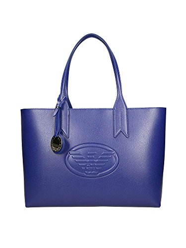 Femme Logo Armani Emporio Handbag Shopping vq7xg