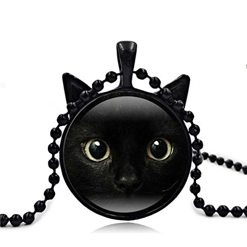 Cat Pendant Watch - 4