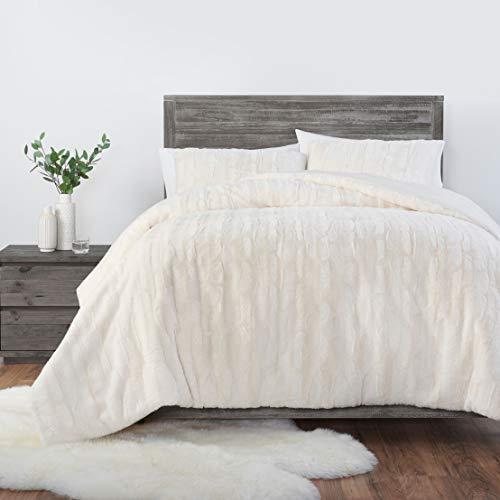 UGG Alondra King Comforter Set, Snow
