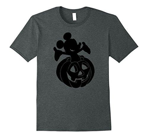 Disney Mickey Mouse Halloween Pumpkin T-shirt