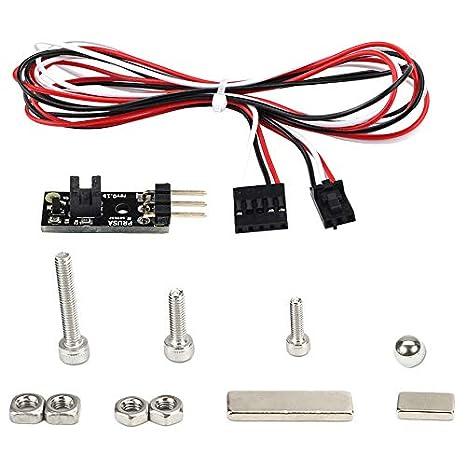 SODIAL Mk2.5/Mk3 To Mk2.5S/Mk3S El último Sensor De Filamento IR ...