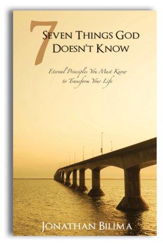 Read Online 7 Things God Doesn't Know pdf epub