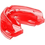 Shock Doctor Double Braces Mouth Guard. Upper and Lower Teeth Protection. Mouthguard No Boil / Instant Fit. For Youth, Teenager, Kids and Adults. Mouth Piece OSFA
