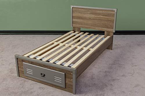 Greaton HFSB-4/6 Vertical Wooden Bed Slats/Bunkie Board Full Beige