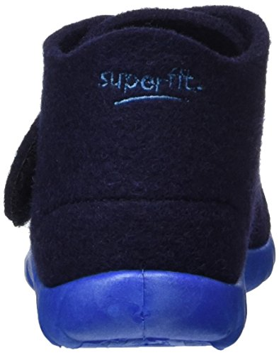 Superfit Happy - Zapatillas de casa Niños Blau (Ocean Kombi)