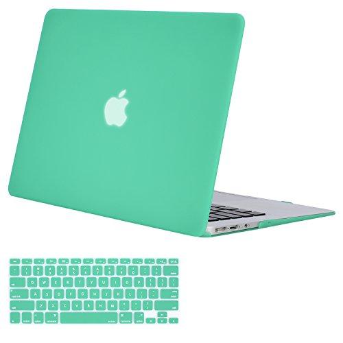 macbook keyboard cover teal - 5
