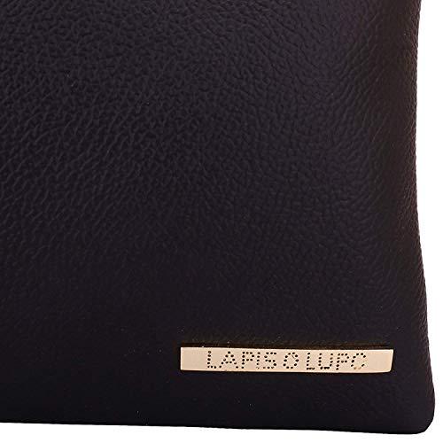 pour Multi Pocket à Blakkaz femme Lupo Noir Lapis Designer Sacoche bandoulière Sac O nzqxvY