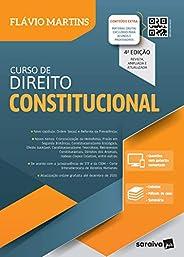 Curso de Direito Constitucional - 4ª Ed. 2020