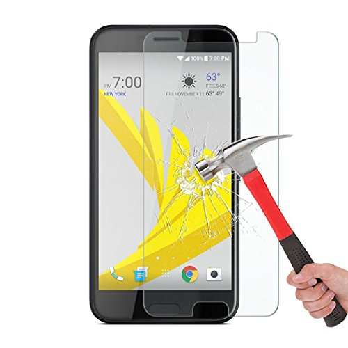 GOTD Ultra Thin Tempered Glass Screen Protector Film For HTC Bolt