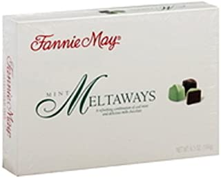 product image for Fannie May Mint Meltaways Chocolate Candy-6.5 Oz. Box