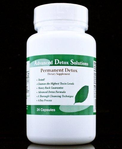- Permanent Detox, 24 caps