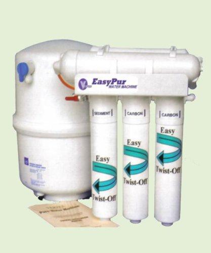 Vertex Pure Water Machine EasyPur EZ-575 Undersink Revers...