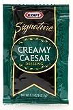 Kraft Creamy Caesar Dressing - 1.5 oz (box of 60)