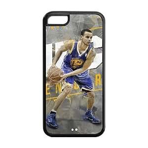 Custom Stephen Curry Basketball Series Iphone 5C Case