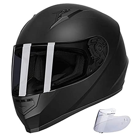 GLX Unisex-Adult GX11 Compact Lightweight Full Face...