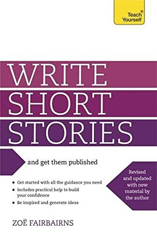 book cover of Write Short Stories and Get Them Published