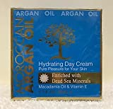 Moroccan Argan Oil Hydrating Day Cream with Dead Sea Minerals 1.7 FL OZ Review