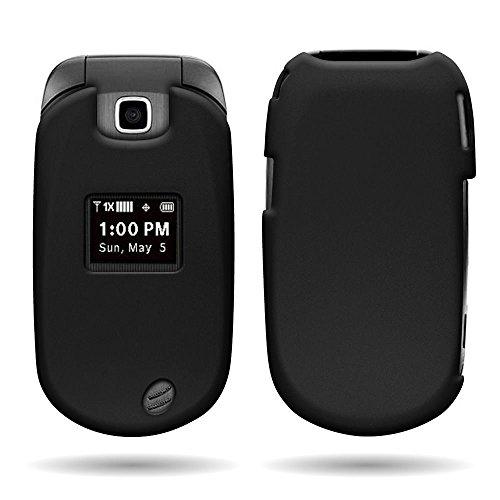 imaxr-matte-hard-skin-case-snap-on-protective-cover-for-lg-revere-3-lg-vn170-hard-black