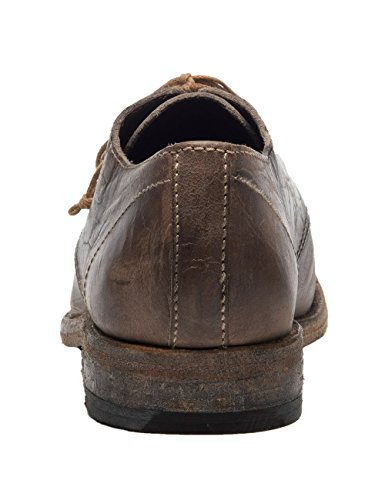 Stockerpoint Herren 6076 Derbys Braun (Old Grey)