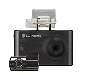 lg dash cam 2 channel front rear high res dashboard cameras mini audio video. Black Bedroom Furniture Sets. Home Design Ideas
