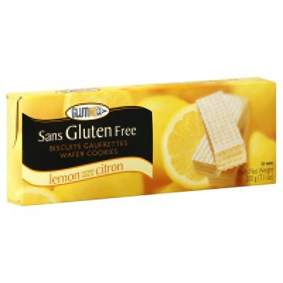 Glutino Lemon Wafers 7.10 Oz (Pack of 12) - Pack Of 12