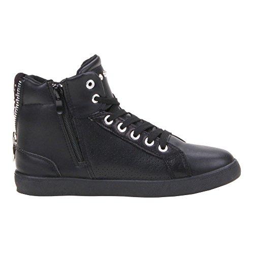 Ital-Design - Zapatillas altas Mujer Negro - negro