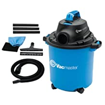 Vacmaster VJ507 5-Gallon 3 HP Wet/Dry Vacuum