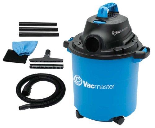 Vacmaster VJ507 Wet/Dry Vacuum, 5 gallon, 3 Peak HP Motor by Vacmaster