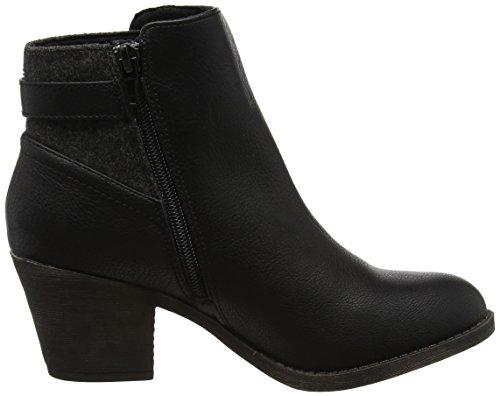 Rocket Dog Women's Sacoma Boots Black (Black/Charcoal) yAP79