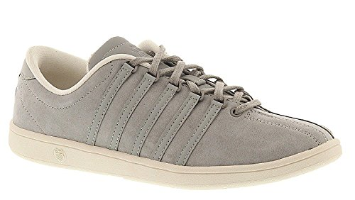 K-Swiss Women's Classic SL P Sneaker,Elephant/Whitecap Grey,8 M US